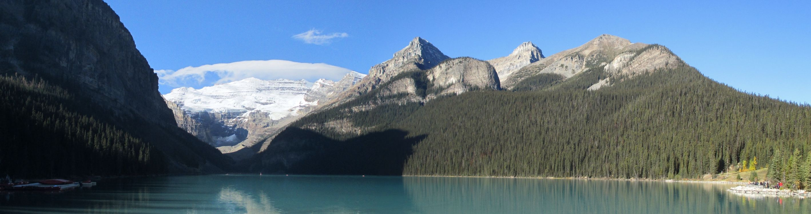Lake Louise und der Big Beehive.