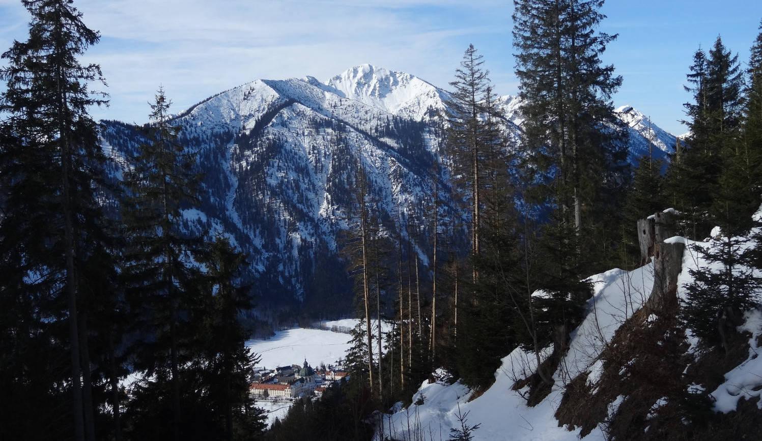 Ettaler Mandl Klettersteig Unfall : Bergtour: ettaler manndl u2013 outdoor clan.de