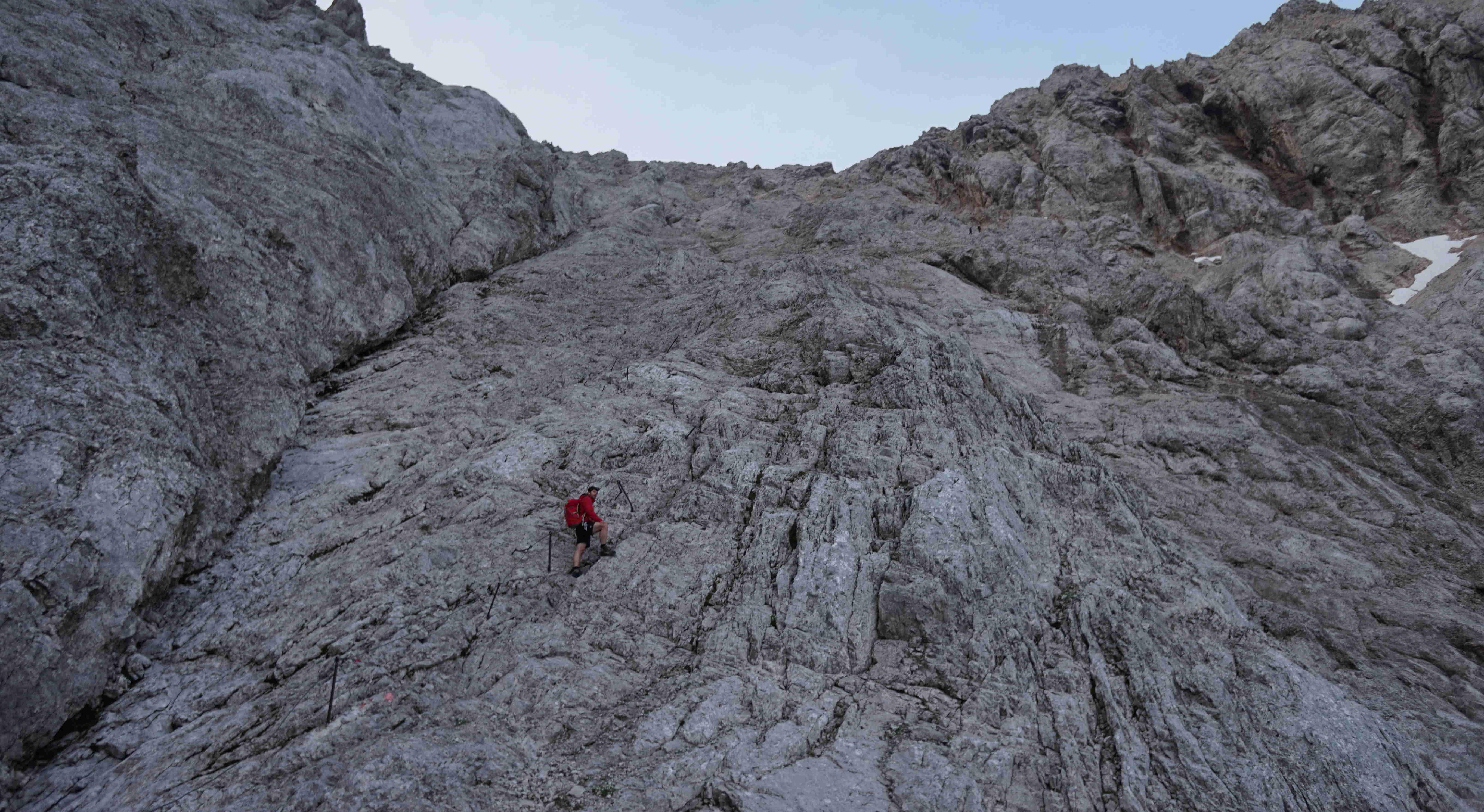 Klettersteigset Zugspitze : Klettersteig zugspitze u outdoor clan