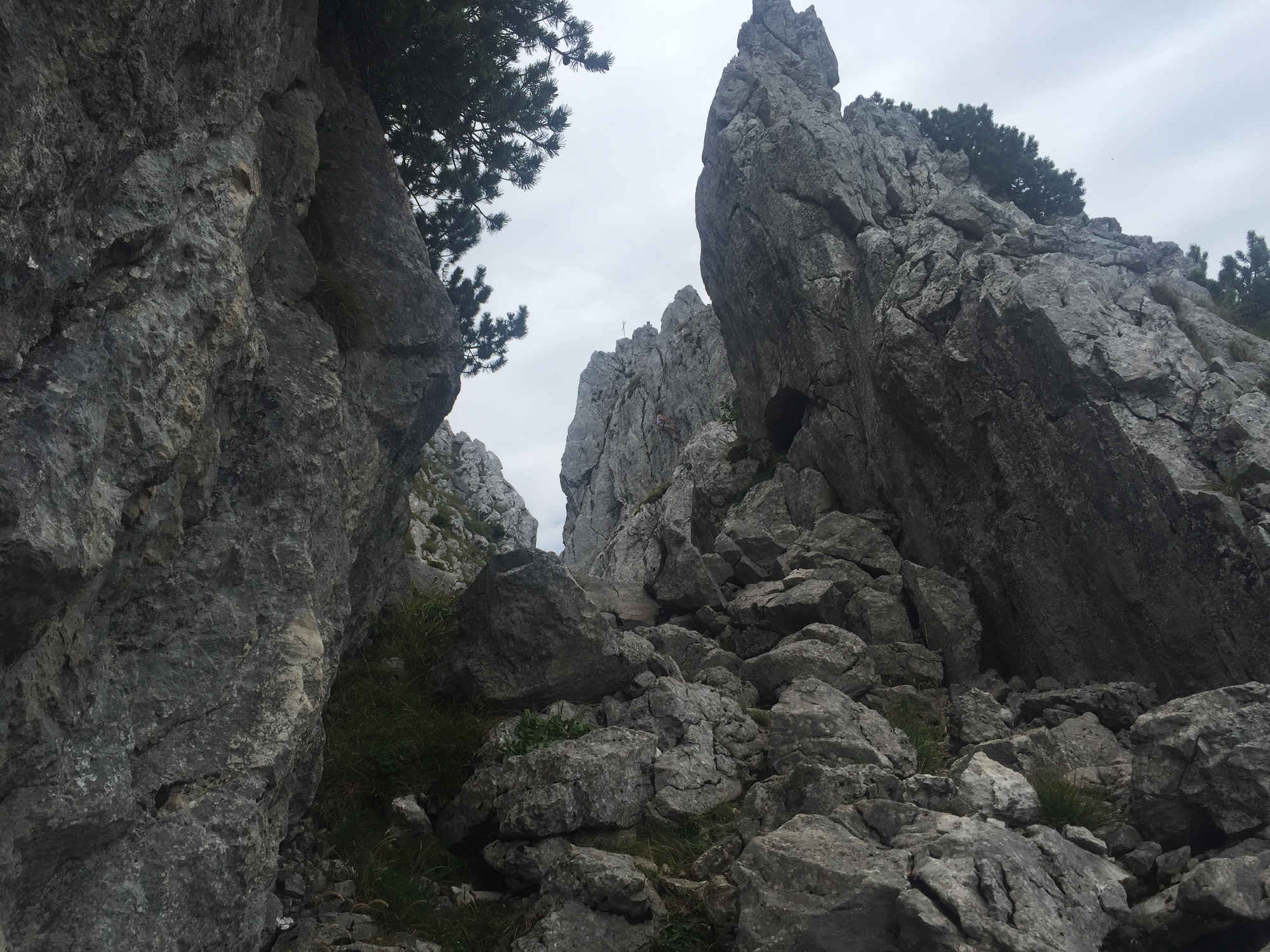 Klettersteig Tegernsee : Wanderung zur tegernseer hütte im frühling